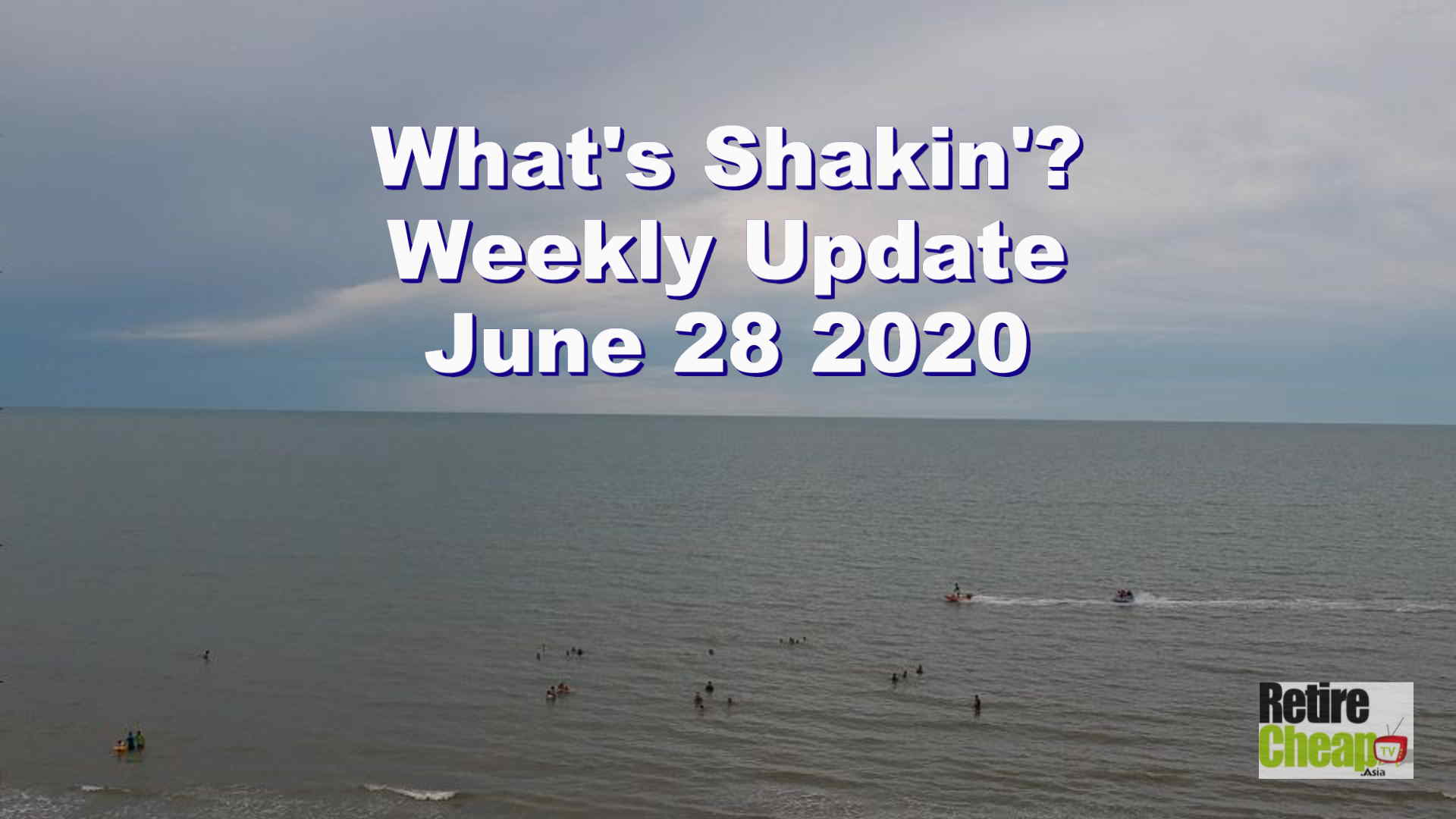 What's Shakn'? Week June 28 2020